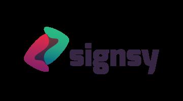 signsy.com