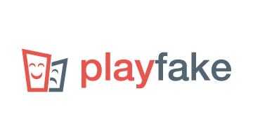 Logo for Playfake.com