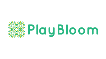 Logo for Playbloom.com