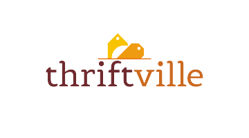 Logo for Thriftville.com