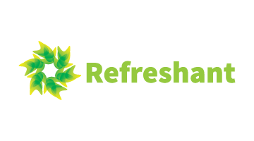 Logo for Refreshant.com