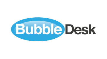 Logo for Bubbledesk.com