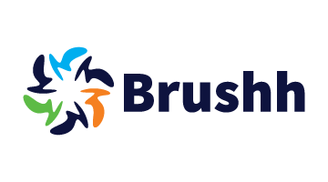 Logo for Brushh.com