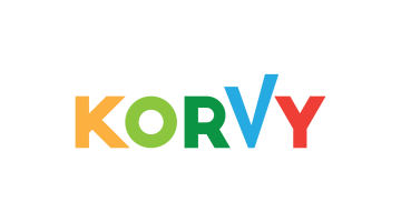Logo for Korvy.com