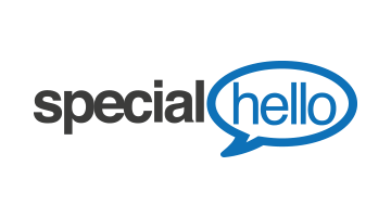 Logo for Specialhello.com
