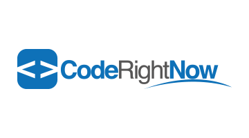Logo for Coderightnow.com