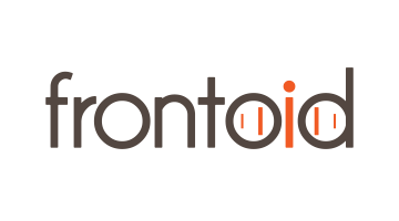Logo for Frontoid.com