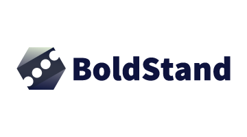 Logo for Boldstand.com