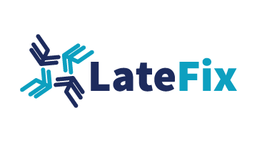 Logo for Latefix.com