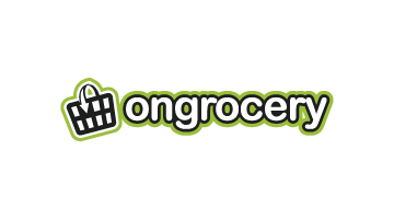 Logo for Ongrocery.com