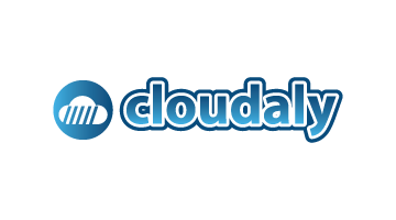 Logo for Cloudaly.com
