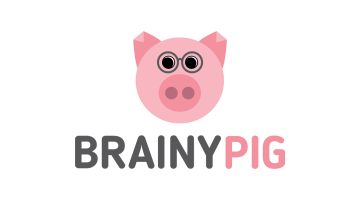 Logo for Brainypig.com