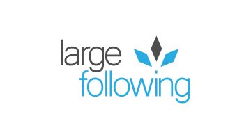 Logo for Largefollowing.com