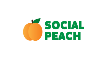 Logo for Socialpeach.com