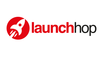 Logo for Launchhop.com