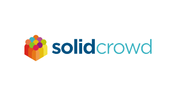 Logo for Solidcrowd.com