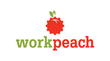 Logo for Workpeach.com