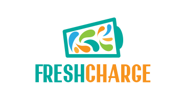 Logo for Freshcharge.com