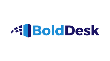Logo for Bolddesk.com