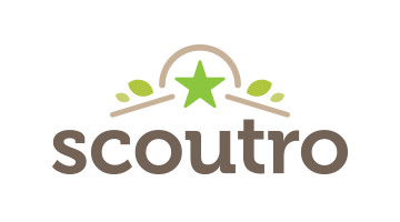 Logo for Scoutro.com