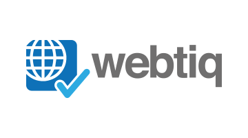 Logo for Webtiq.com