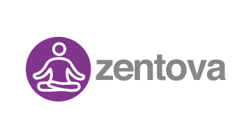 Logo for Zentova.com