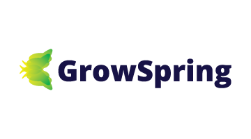 Logo for Growspring.com