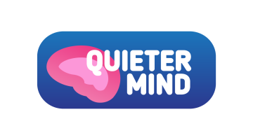 Logo for Quietermind.com