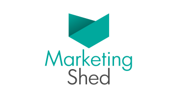 Logo for Marketingshed.com