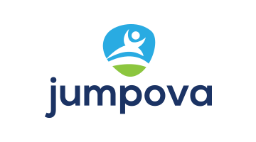 Logo for Jumpova.com