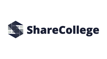 Logo for Sharecollege.com