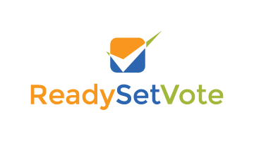 Logo for Readysetvote.com