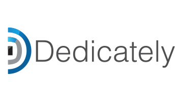 Logo for Dedicately.com