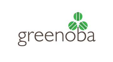 Logo for Greenoba.com