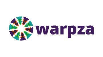 Logo for Warpza.com