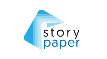 Logo for Storypaper.com
