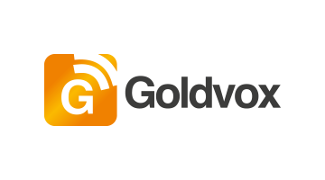 Logo for Goldvox.com