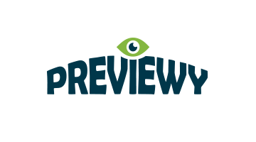 Logo for Previewy.com