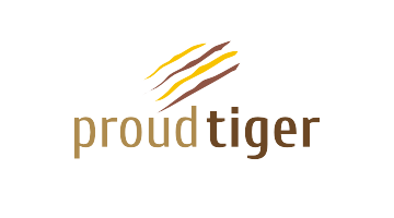 Logo for Proudtiger.com