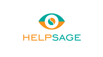 Logo for Helpsage.com