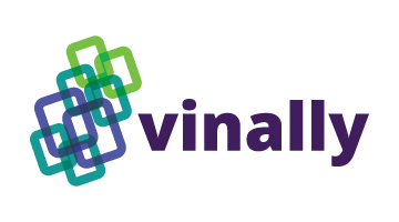 Logo for Vinally.com