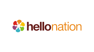 Logo for Hellonation.com