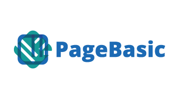 Logo for Pagebasic.com