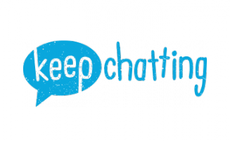 Logo for Keepchatting.com