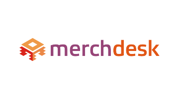 Logo for Merchdesk.com