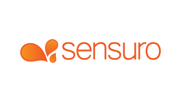 Logo for Sensuro.com