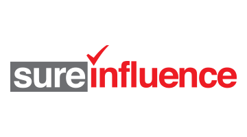 Logo for Sureinfluence.com