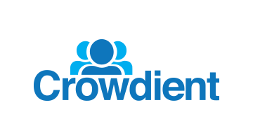 Logo for Crowdient.com