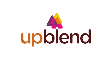 Logo for Upblend.com