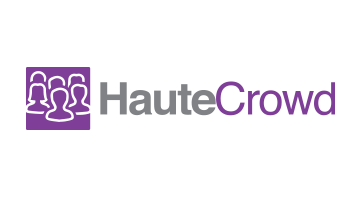 Logo for Hautecrowd.com